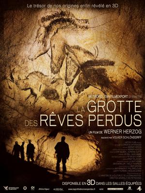 The Cave of Forgotten Dreams - Poster - France