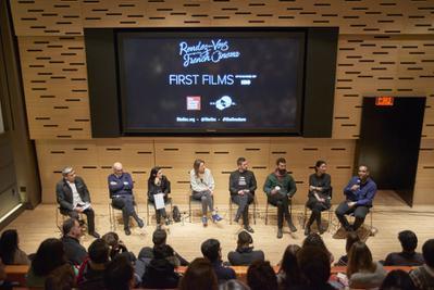 Exito histórico de la edición 2018 de los Rendez-Vous con el Cine Francés de Nueva York - Talk - © @Jean-Baptiste Le Mercier/UniFrance