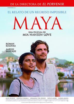 Maya - Poster - Spain