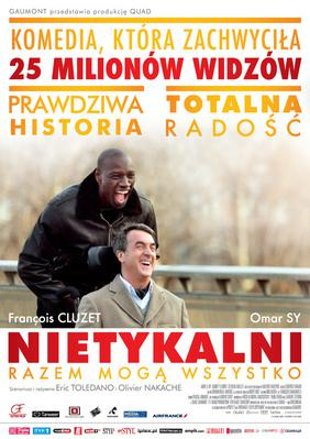 The Intouchables - Poster - Poland