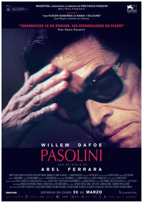 Pasolini - Poster - Spain