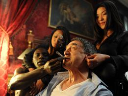 Top 20 des films français à l'étranger - semaine du 11 au 17 mai 2012