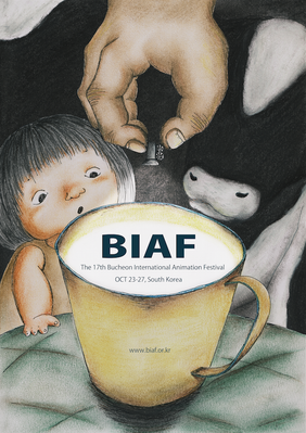 Festival international de films d'animation de Bucheon (BIAF) - 2015
