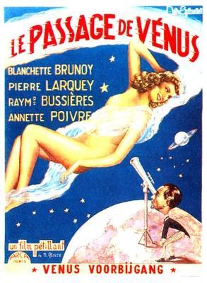 Le Passage de Vénus - Poster - Belgique