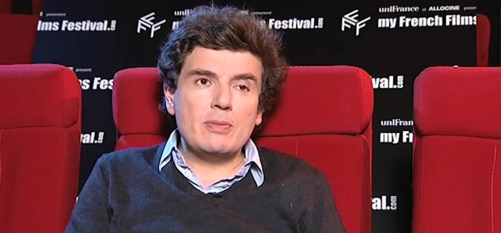 Interview - Nicolas Saada