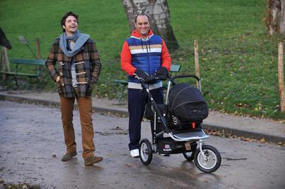 The Stroller Plan