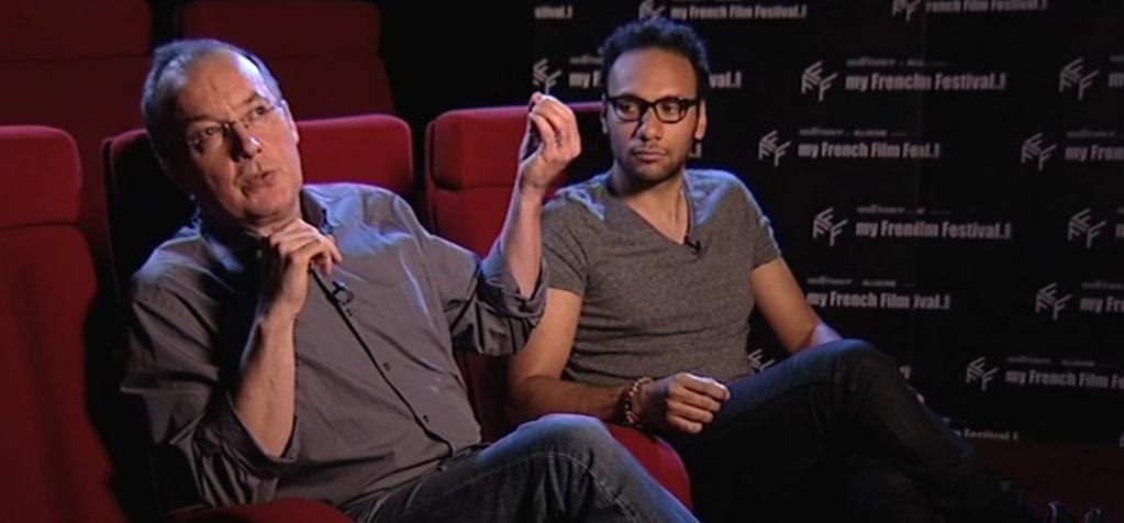 Philippe Faucon / Yassine Azzouzのインタビュー