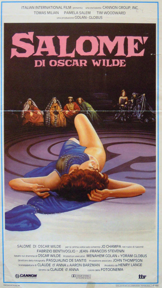 Tim Woudward - Poster Italie