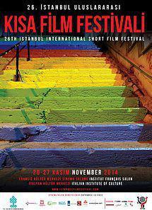 Festival Internacional de Cortometrajes de Estambul  - 2014