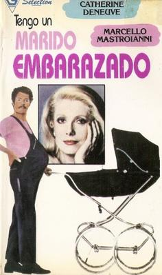 A Slightly Pregnant Man - Poster Argentine