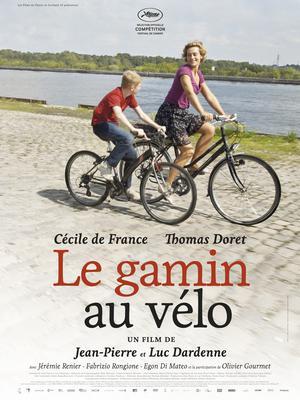 Le Gamin au vélo - Poster - France