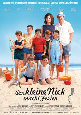 Les Vacances du petit Nicolas - Poster - Allemagne