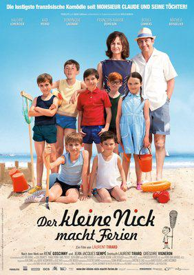 Nicholas on Holiday - Poster - Allemagne