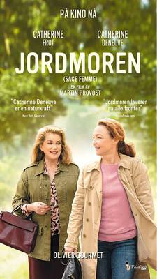 The Midwife - Poster - Norway