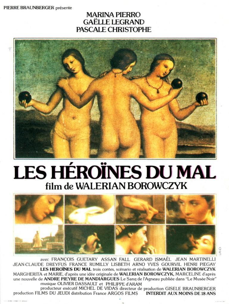 Les Héroïnes du mal