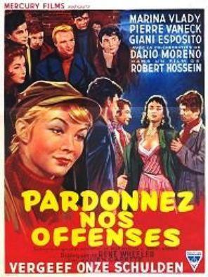 Pardonnez nos offenses - Poster Belgique