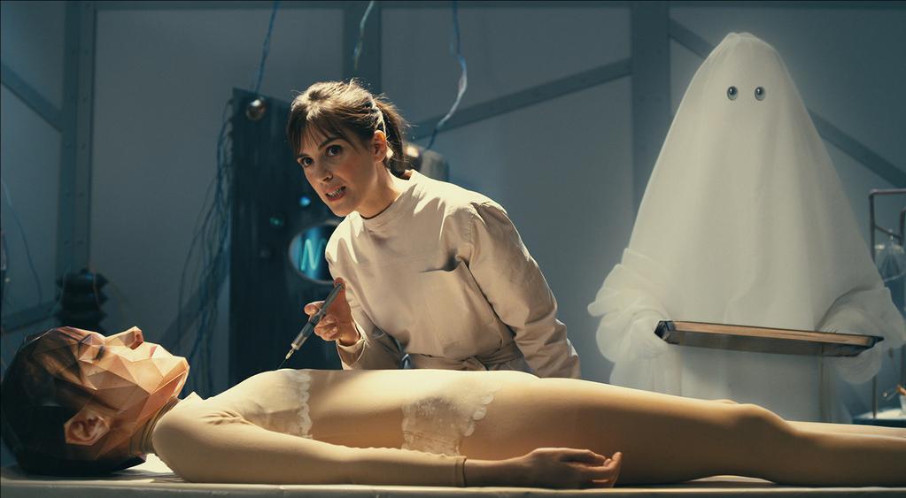 La Fille bionique