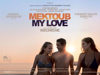 Mektoub, My Love : Canto Uno - Poster - Great Britain