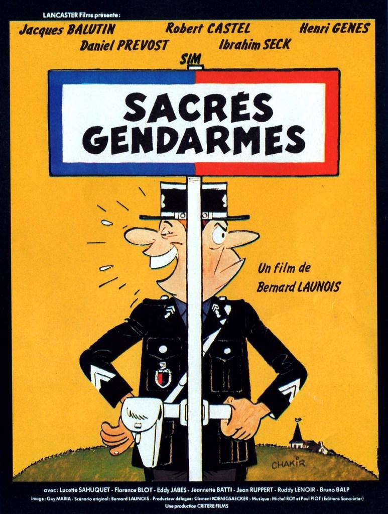 Sacrés gendarmes (ou Drôles de gendarmes)