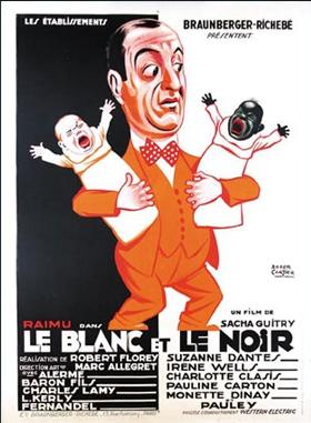 le blanc et le noir 1930 unifrance films
