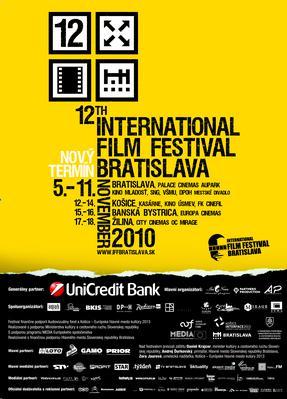 Festival International du Film de Bratislava - 2010