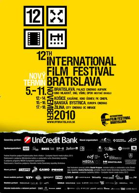 International Film Festival in Bratislava