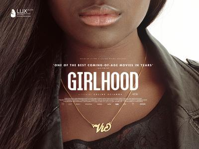 Bande de filles - Poster - United Kingdom