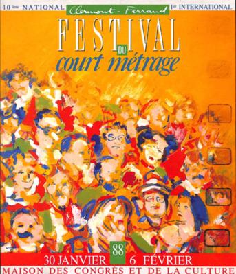 Festival Internacional de Cortometrajes de Clermont-Ferrand - 1988