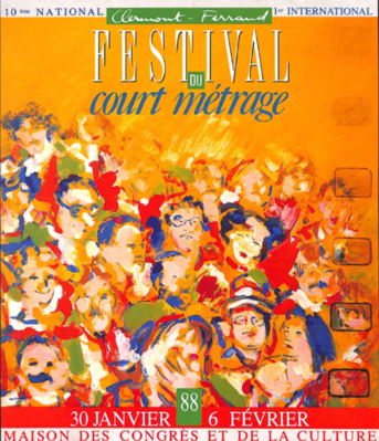 Festival international du court-métrage de Clermont-Ferrand - 1988