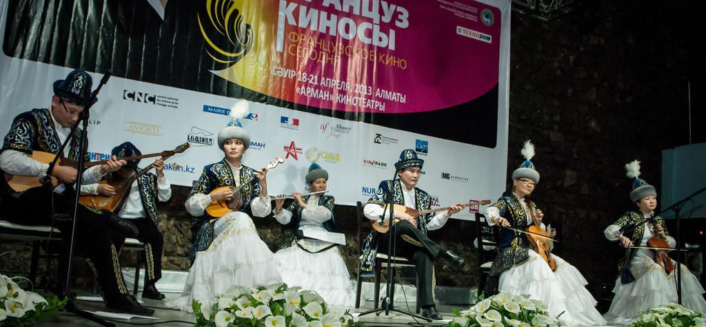 Compte-rendu de la 4e édition du festival au Kazakhstan