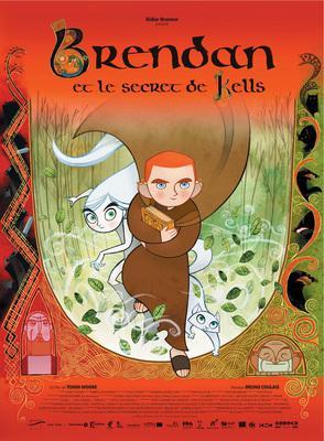 Brendan et le secret de Kells - Poster - France - © Les Armateurs