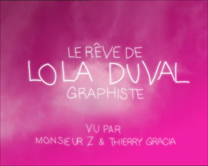 Le Rêve de Lola Duval