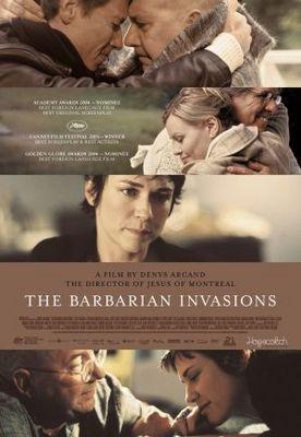 The Barbarian Invasions - Poster - USA