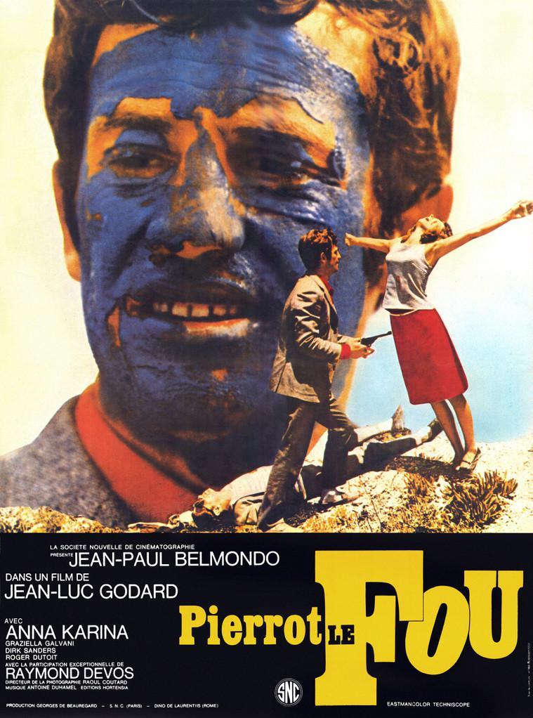 BAFTA - 1965 - Poster France