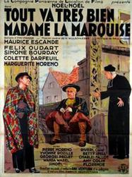 tout va tr 232 s bien madame la marquise 1936 unifrance