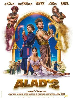 The Brand New Adventures of Aladin - Poster - Belgium
