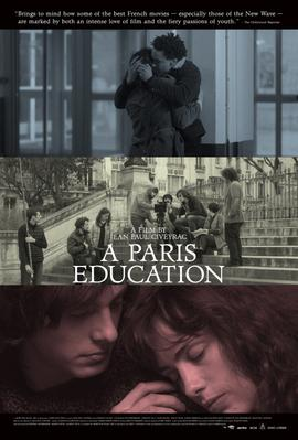 A Paris Education - Poster - USA