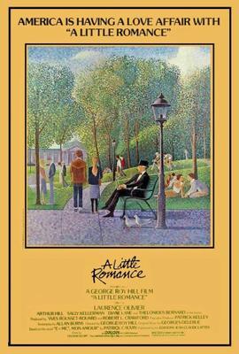 Un pequeño romance - Poster - USA