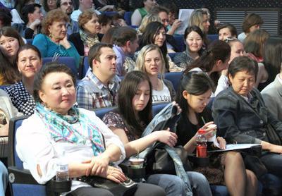 6ª édición exitosa del Cine Francés de Hoy en Kazakstán - Soirée d'ouverture