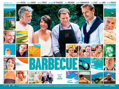 Barbecue - Poster - United Kingdom