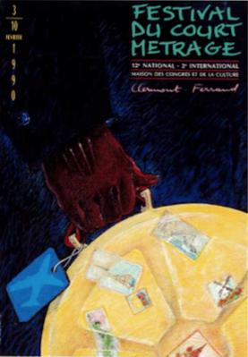 クレルモンフェラン-国際短編映画祭 - 1990