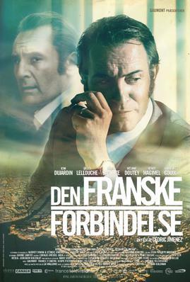 Conexión Marsella - Poster - Denmark