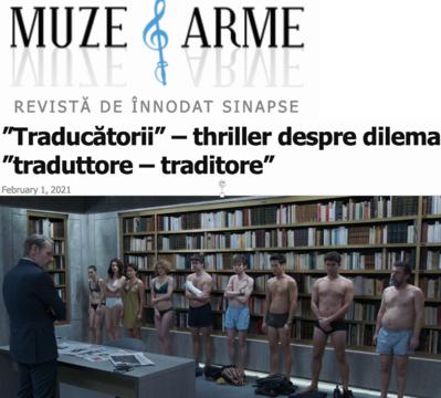 Revue de presse - Février 2021