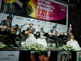 Report on the 4th French Cinema Today Festival in Kazakhstan