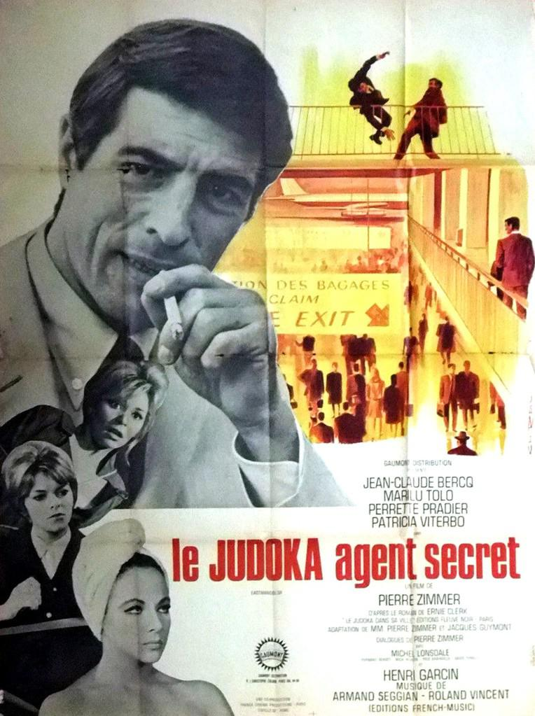 Le Judoka, agent secret