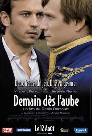 Demain des l'aube - Poster - France