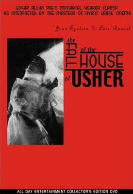 The Fall of the House of Usher - Jaquette DVD Etats-Unis