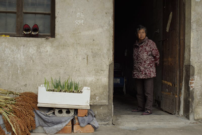 Mrs. Fang - © Wang Bing