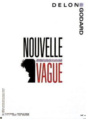 Nouvelle Vague - Poster France
