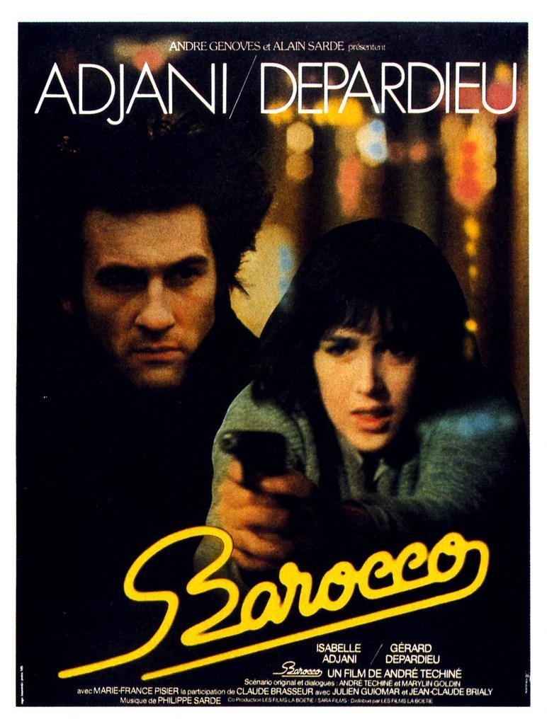 Cesar Awards - French film industry awards - 1977 - Poster France